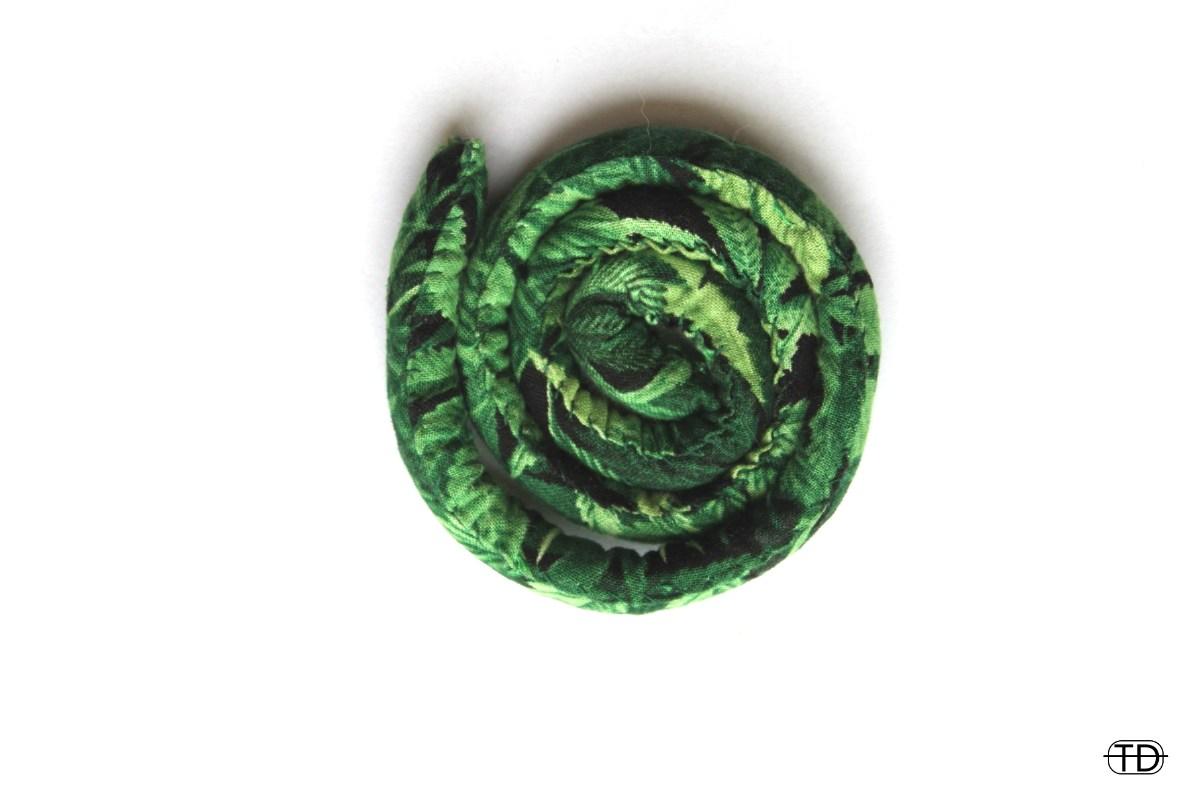 Spiralocks Green Garden 50cm